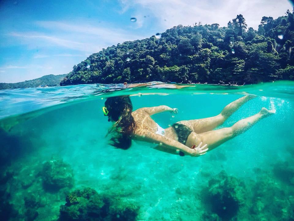 Koh Phi Phi snorkeling daytrip