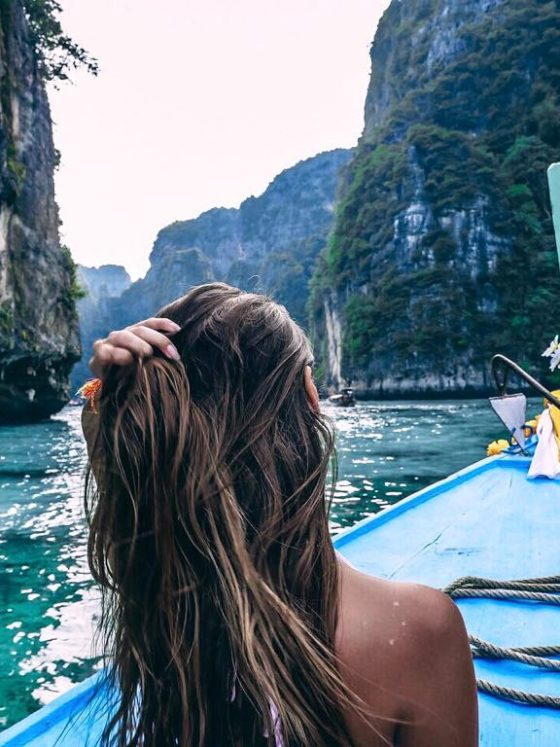 Phi Phi Island - Koh Phi Phi tour by long-tail boat