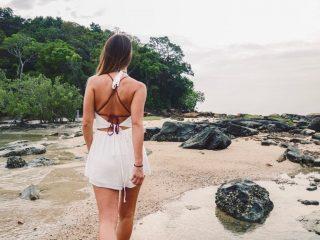 Klong Muang Beach Island exploration