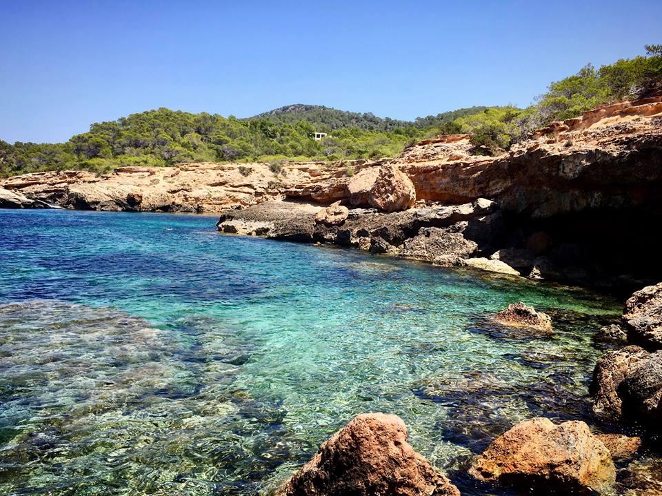 S´illot des Rencli secret beach ibiza