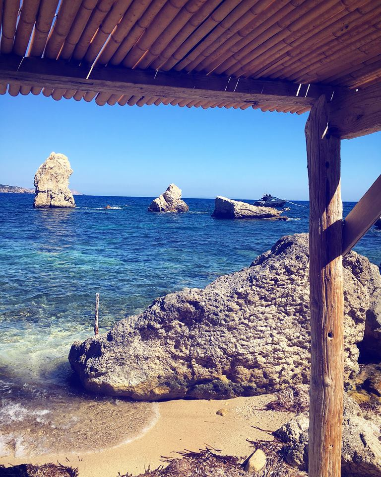 Secret Beaches on Ibiza