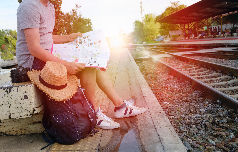 minimalsim-travelling