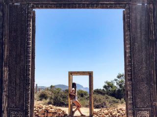 top secret spots ibiza - magical doors es vedra