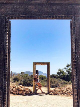 top secret spots ibiza - magical doors es vedra