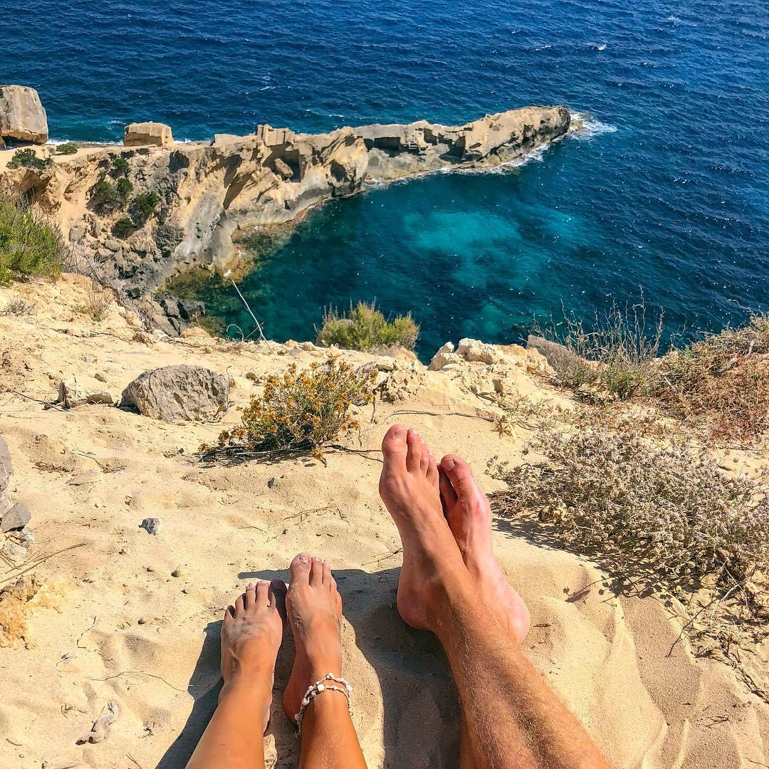 Ibizas magical top secret spots - Atlantis, the sunken city
