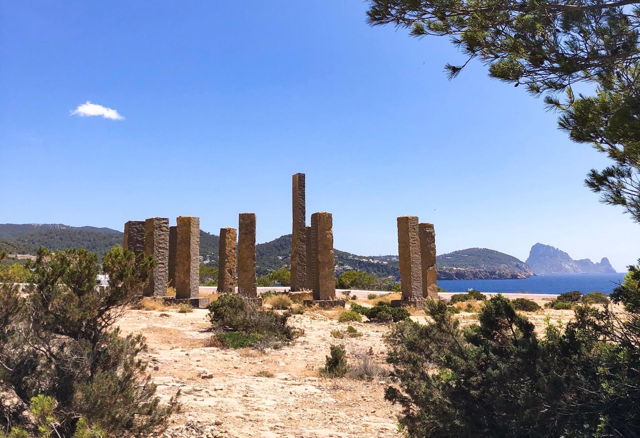 Ibizas magical top secret spots time&space ibiza stonehenge