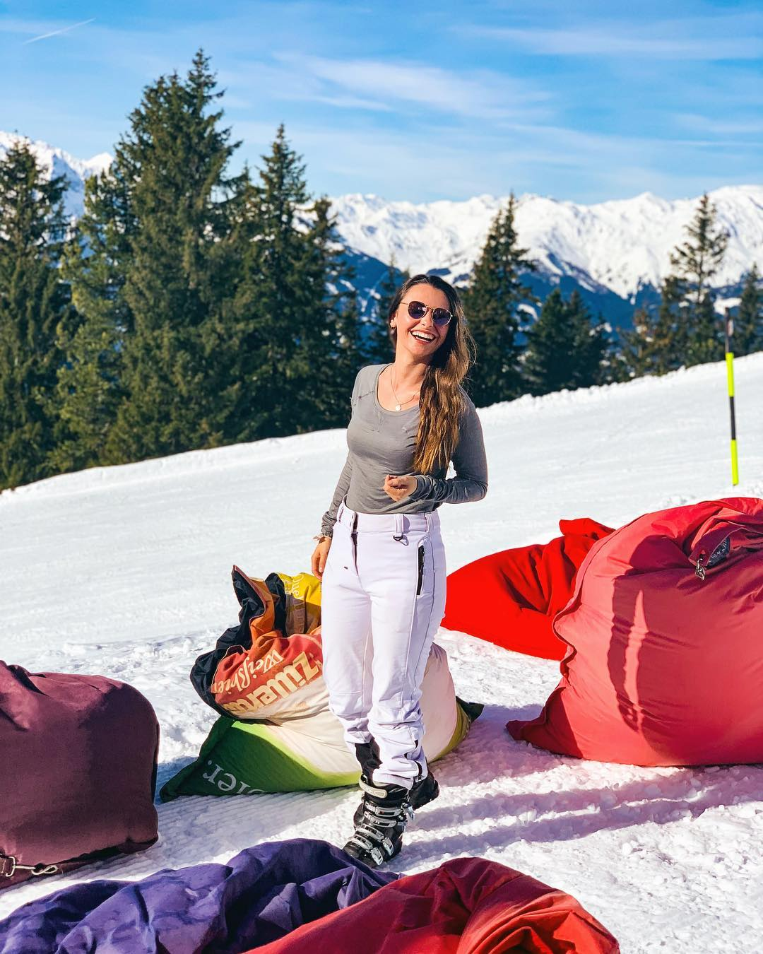 Kreuzwiesenalm-Gerlos-Gerlosberg-Skiing